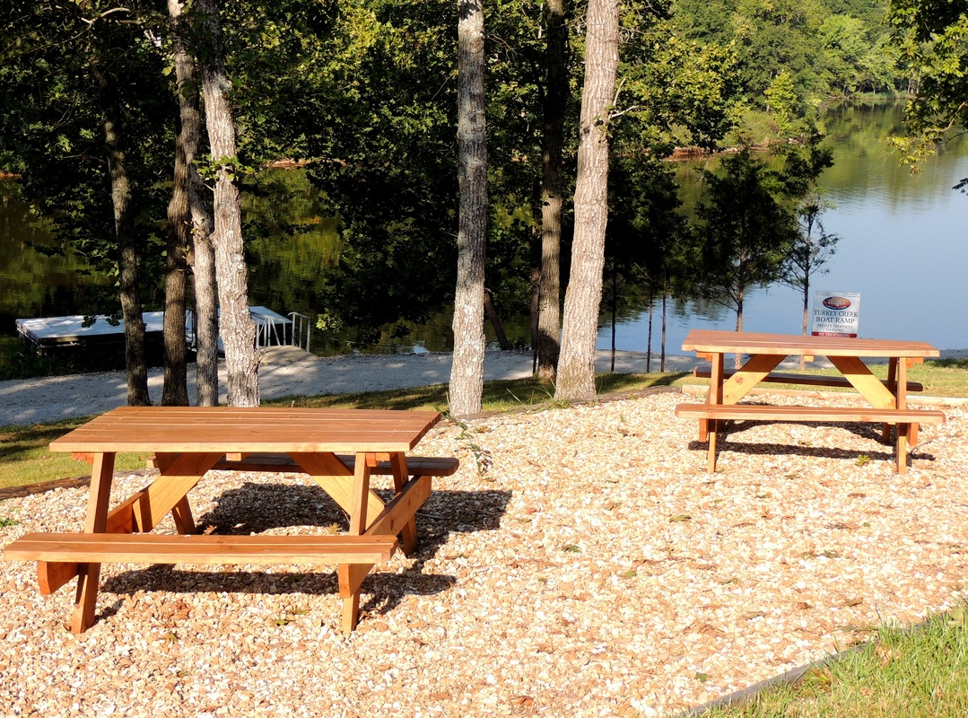 Forbes Boat Ramp Areas - Picnic table boat for sale